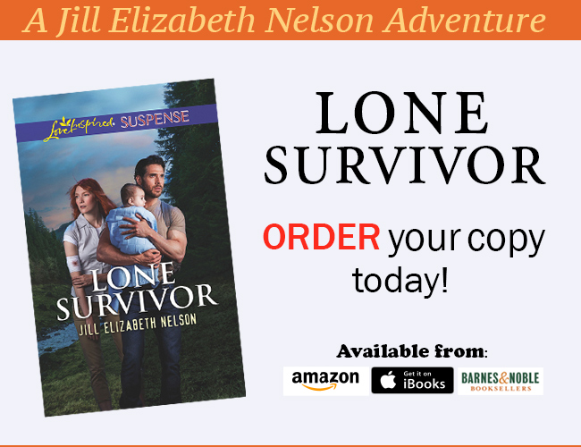 Read about Jill Elizabeth Nelson's Book Lone Survivor Today!